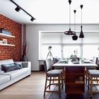Однокомнатная квартира 25 кв.м. с застекленной спальней