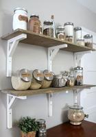 Стильные идеи хранения на кухне