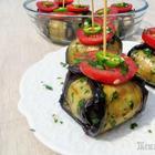 Сметут за минуту! Закуска, которая всех удивит / Eggplant with meat balls