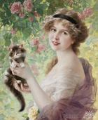 Милые и нежные женщины Эмиля Вернона