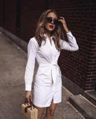 Летние белые платья — очарование и женственность белоснежных нарядов: 27 стильных образов