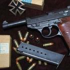 Его узнает каждый, плохой хороший Walther P.38