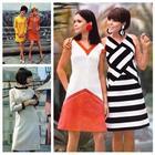 Мода 60-х годов: платья