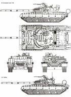 Газотурбинный танк Т-80У: тест-драйв «Популярной механики»