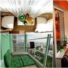 Идеи, которые подтолкнут разгрести завал на балконе и взяться за ремонт