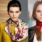 Как завязать платок разными способами