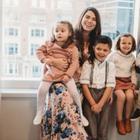 У усыновившей 4-х детей пары родилась четверня