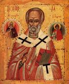 Святитель Николай: иконы и фрески