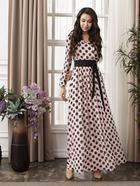 Шикарные шифоновые платья