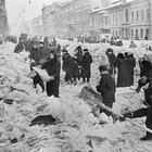 История блокадного Ленинграда в фотографиях