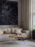 Небольшой лофт с антресолью в невероятно красивом доме в Швеции