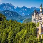 20 самых красивых замков Европы