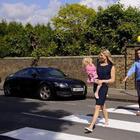 Новые правила пропуска пешехода на пешеходном переходе