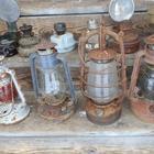 Преображение старой керосиновой лампы