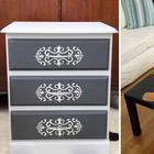 Обновляем старую мебель: интересные фото инструкции