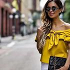 Модные блузки на лето 2020: тренды