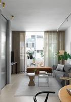 Светлая и функциональная квартира для молодого человека в Тель-Авиве