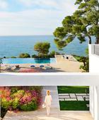 Восхитительный дом на берегу моря