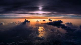 20 потрясающих снимков из кабины самолета от голландского пилота