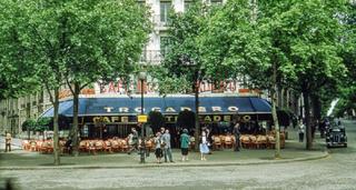 19 колоритных ретро фотографий Франции 1852 - 1864 годов