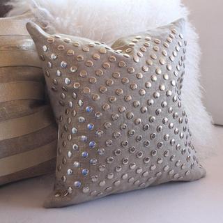 Идеи. Шьем декоративную подушку для гостиной