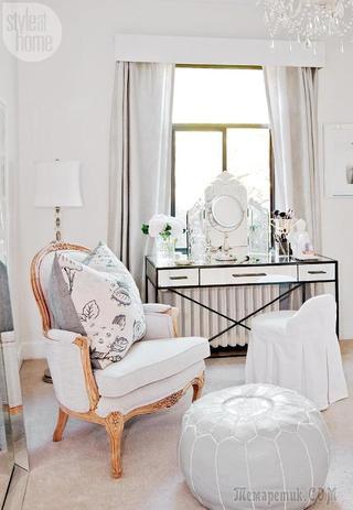 Дизайн маленькой квартиры, вдохновленный старым Парижем