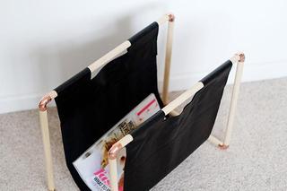 Подставка для газет и журналов своими руками