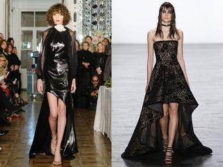 Модные Новогодние Платья 2017