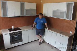 Кухонный гарнитур. Сергей Киселев