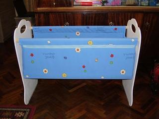 Бюджетная кроватка для новорожденного