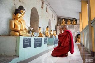 Место, где остановилось время: Мьянма и её жители в объективе Дэвида Лазара
