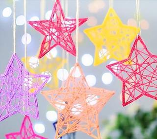 Новогодние украшения, которые можно сделать самим