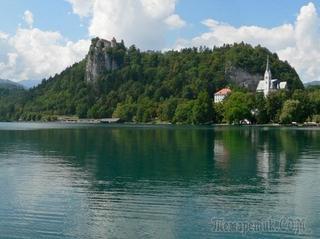 Словения - живописный уголок Европы. Часть 2. Озеро Блед – альпийская жемчужина страны
