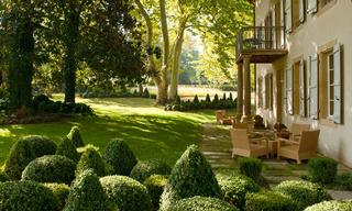 Безупречная классика в великолепном французском поместье