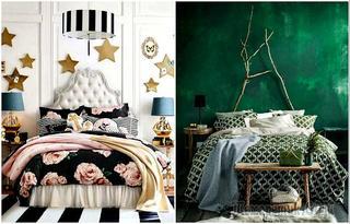 20 ярких и необычных дизайнерских спален, которые вдохновляют на эксперименты
