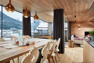 Современное шале в Австрийских Альпах