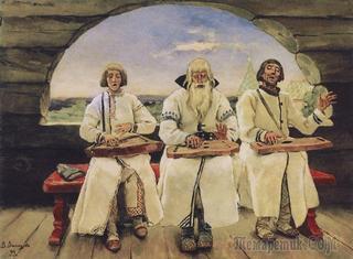Три мудрых старца