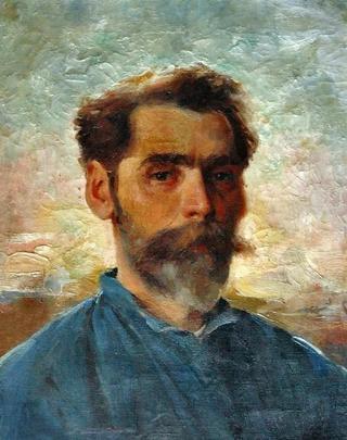 Русский живописец Горохов Иван Лаврентьевич (1863-1934)