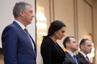 Исинбаева и Шляхтин распределили должности