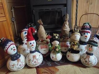 Новогодние подарки своими руками (декоративные тыквы)