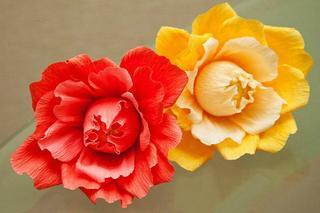 Роза из конфет. Фото мастер-класс