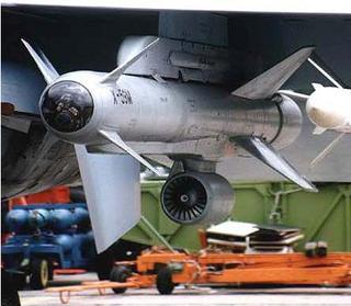 Управляемая ракета «воздух-поверхность» Х-59М «Овод-М»