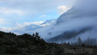 """Кавказские горы непредсказуемы. Желательно быть готовым к любым их """"сюрпризам"""""""