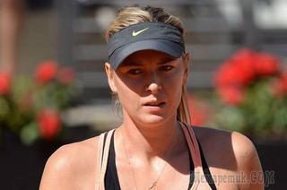 Мария Шарапова исключена из рейтинга Женской теннисной ассоциации