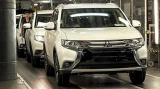Как делают Mitsubishi в Калуге