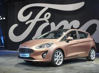 Ford Fiesta 2017 – новое поколение хэтчбека