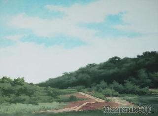 Корейская живопись. Со Джон До – Suh Jeong Do (서정도). Республика Корея