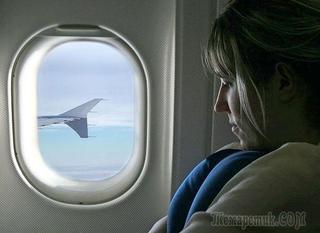 Молитва в дорогу на самолете: надежная защита в воздушном путешествии