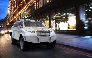 """Внедорожники Dartz, которые """"порвут"""" Rolls-Royce"""