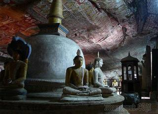 10 таинственных пещерных храмов, которые поразят даже атеистов